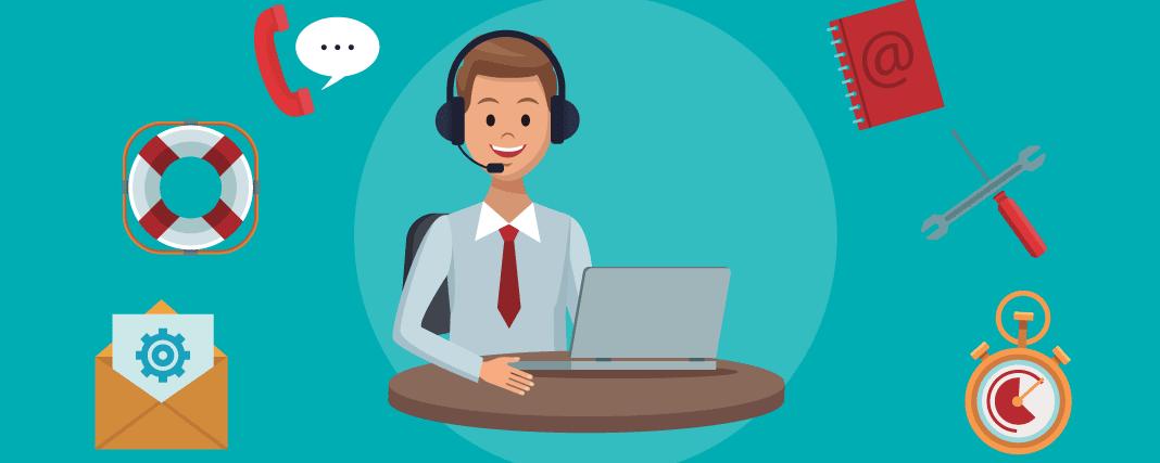 Outsource IT help desk services